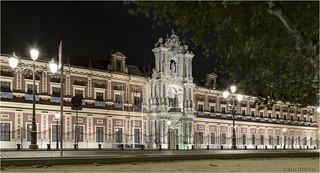 Palacio San Telmo /Sevilla/