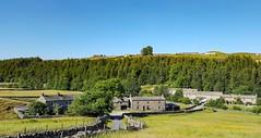 Whaw - Arkengarthdale (Paul Thackray) Tags: yorkshire northyorkshire arkengarthdale whaw drystonewall village 2018