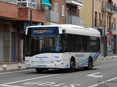Sagales 930 (pretsend (jpretel)) Tags: sagales solaris urbino calella bus barcelonabus