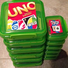 Game Organization- Dollar Tree containers-I could use this idea for puzzles! (Home Decor and Fashion) Tags: containersi could dollar for game idea organization puzzles this tree use