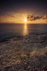 Only sun and me (Sizun Eye) Tags: sunset portugal seashore cliff coast sea ocean atlantic rocks algarve sizuneye nikond750 nikon1424mmf28 1424mm nikkor june 2018 sagres