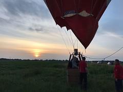 180613 - Ballonvaart Annen naar Nieuwe Pekela 6