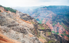 Waimea Canyon Man (Eddie K. Photo) Tags: waimea canyon kauai hawaii napali