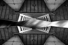 Psychedelique Building (Fabdub) Tags: poselongue longexposure nisi filter buildings blackwhite noiretblanc urban monochrome minimalism leicaq leica architecture