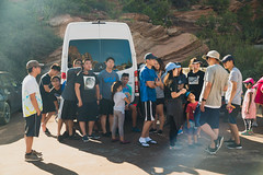 2018-08-25 UCR SophJrZionTrip-48 (Gracepoint Riverside) Tags: opjrreyes 2018 zion sophomores juniors narrows