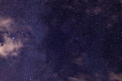 Starry Sky ⭐ (benji.g) Tags: star stars sterne sternenhimmel austria österreich kärnten carinthia nikon nikon1j5 nikkor132mmf12 glitter glittering glitzer funkeln sparkle sparkling white weis blue blau black schwarz cloudy bewölkt