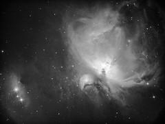 M42 - The Orion Nebula (Cristiano Secci) Tags: extreme astrophotograpy asi1600mm skywatcher newton m42 nebula astronomy astrometrydotnet:id=nova2781381 astrometrydotnet:status=solved