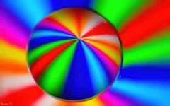 Boule - 5864 (ΨᗩSᗰIᘉᗴ HᗴᘉS +22 000 000 thx) Tags: color macro boule colorful abstract cristal ball hensyasmine namur belgium europa aaa namuroise look photo friends be wow yasminehens interest intersting eu fr greatphotographers lanamuroise