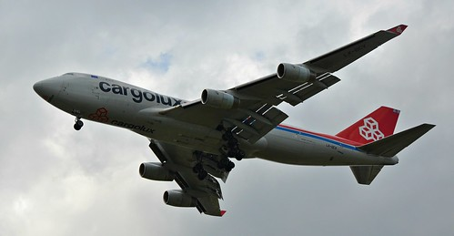 LX-OCV Cargolux Airlines International