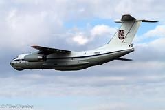 Il76MD Candid, 78820, Oekraïne (Alfred Koning) Tags: 78820 belgianairforcedays2018 ebblkleinebrogel il76candid il76md locatie oekraïne vliegtuigen