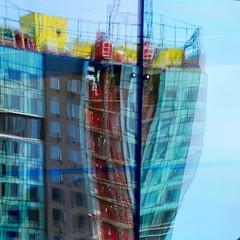 "the good ship ""metropolis"" (msdonnalee) Tags: windowreflection reflection reflisse reflexion refleccione reflexão reflejo refleccion reflet"