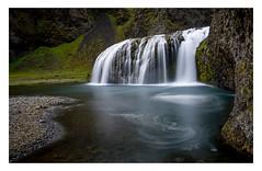 Kirkjubaejarklaustur Waterfall (www.davidrosenphotography.com) Tags: kirkjubaejarklaustur iceland water waterfall nature landscape