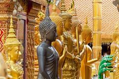 Wat Phrathat Doi Suthep .. Chiang Mai (geolis06) Tags: geolis06 asia asie thaïlande olympus chiangmai doisuthep watphrathatdoisuthep bouddhisme bouddha buddhism religion pilgrim pélerin prière prayer statue