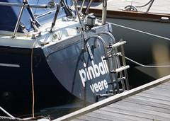 Dutch Boat Names at Veere (105) (bertknot) Tags: funnyboatnames dutchboatnames leukebootnaam leukebootnamen veere