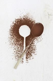 Cocoa on Wood