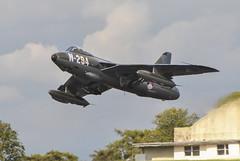 Hawker Hunter - Dutch Hunter Foundation (Explored) (John5199) Tags: cotswoldairshow20111 kemble airshow airdisplay aircraft nikon70300 d3000 nikonaviation explored inexplore