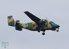 PZL M28 Bryza (Jurek.P) Tags: samolot plane aircraft airplane inflight bryza polishairforce lotnictwo pzlm28bryza jurekp sonya77