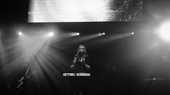 Jane Weaver @  Manchester Ritz 30.11.17 (eskayfoto) Tags: panasonic lumix lx3 gig music concert live band stage tour manchester lightroom manchesterritz ritz theritz janeweaver jane weaver monochrome mono bw blackandwhite p1640805editlr p1640805