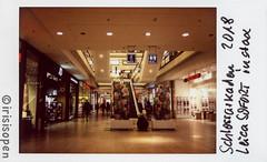 Shoppen # 031 # Leica SOFORT Fuji instax mini color - 2018 (íṛíṡíṡôṗĕñ ◎◉◎) Tags: leica sofort fuji instax mini farbe color irisisopen