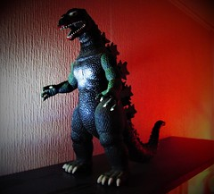 The Great Destroyer (Toyz in the attic) Tags: godzilla gojira kaiju imperial