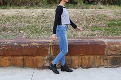 Up your moto styling this fall with Frontage from OTBT (OTBTShoes) Tags: boots womenboots fashion womenshoes womenfashion comfortableboots shoes otbtshoes otbt otbtboots footwear