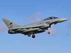Luftwaffe   Eurofighter EF-2000 Typhoon S   30+73 (MTV Aviation Photography (FlyingAnts)) Tags: luftwaffe eurofighter ef2000 typhoon s 3073 eurofighteref2000typhoons germanairforce gaf rafconingsby coningsby egxc steinhoff johannessteinhoff canon canon7d canon7dmkii