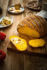 Homemade pumpkin bread (Malgosia Osmykolorteczy.pl) Tags: food foodporn baked foodie foodphotography