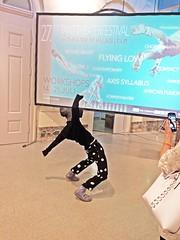 KuNsTrAtTe goes Graz (Andrea Nagl) Tags: andreanagl markuswintersberger carlaschuler nagl~wintersberger graz internationale bühnenwerkstatt theater im palais kug eröffnung ratte kunstratte intervention performance öffentlicher raum site specific ursigiglergausterer 2018 maske
