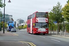 AV 212 Tallaght 10/09/18 (Csalem's Lot) Tags: dublin bus av212 trainer tallaght alx400 av volvo