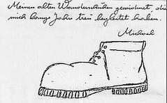 Niederösterreich Michael Bleier Literaturkreis Schwarzatal Wanderschuhe Widmung (rerednaw_at) Tags: niederösterreich literaturkreis schwarzatal michaelbleier bergschuhe widmung