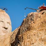 Crazy Horse Memorial, Black Hills, South Dakota thumbnail