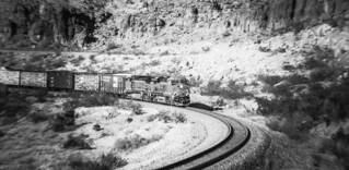 Cotton Seed Unit Train