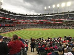 Progressive Field - Cleveland OH (primemover88) Tags: mlb indians progressive field cleveland ohio baseball red sox