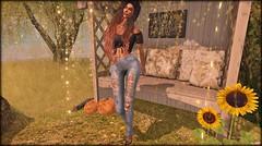 ♔ LoTd 206 (Victoria Michigan) Tags: lyrium poses egozy bdr beautiful dirty rich anybody bee design the imaginarium gimme gacha productions moon hair lelutka maitreya blogger blog