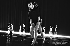 anna 064MIRABELWHITE (Mirabelwhite) Tags: blackandwhite monochrome danseuses avignon festival mirabelwhite