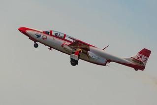 TS-11 ISKRA / BIAŁO - CZERWONE