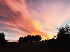 Abendhimmel über Wetzlar (09/2018) (Migathgi) Tags: himmel 2018 wetzlar migathgi