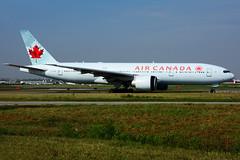 C-FIUF (Air Canada) (Steelhead 2010) Tags: aircanada boeing yyz creg cfiuf b777 b777200lr