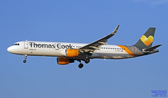 G-TCDJ LMML 20-09-2018 (Burmarrad (Mark) Camenzuli Thank you for the 13.8) Tags: airline thomas cook airlines aircraft airbus a321211 registration gtcdw cn 1921 gtcdj lmml 20092018