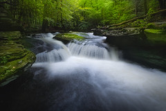 Trout Creek (Gerald Berliner Photography) Tags: waterfalls creeks river stream dailynaturetnc13