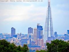 City of London from Horniman (8) 800 (Barryoneoff) Tags: telephoto cityoflondon horniman skyline landscape cityscape buildings commerce distance
