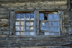 Window with a lot of history (ivoräber) Tags: window fenster switzerland swiss