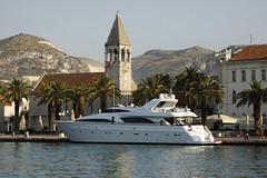 Trogir (dese) Tags: trogir croatia july13 2018 2018 europa sommar adriatic adriahavet kroatia coast summer europe july adriaticsea yacht jacht lystbåt jadranskomore