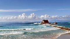 Mangawhai Heads Beach NZ. (Bernard Spragg) Tags: lumix seascape surf newzealand pacific soe fabuleuse
