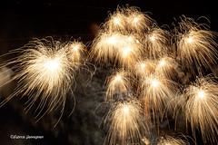 Fireworks @ Ostend Beach 2018 (Fabke.be) Tags: fire firework fireworks vuurwerk feu dartifice colorful colors color amazing exploding explore inexplore beach strand plage oostende ostend west vlaanderen flanders coast northsea noordzee purple red dark night nightshooting nightshot people audience mensen monde sand zand blur animal belgium 2018 power sky dusk