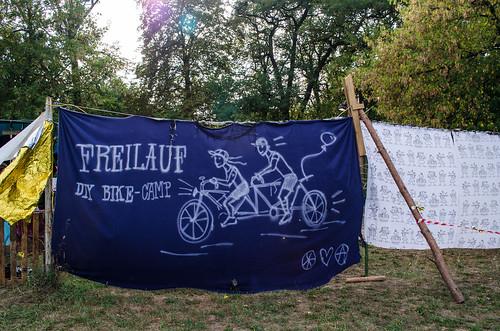 Fre!lauf DIY Bike Camp