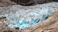 Nigardsbreen (Pieter ( PPoot )) Tags: nigardsbreen glacier norway blue ice