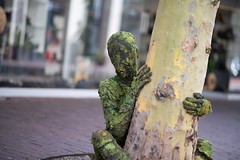 Living Statues (the_cyberspace) Tags: livingstatues standbeelden standbeeld levendestandbeelden
