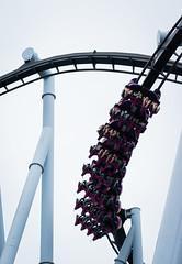 Great Bear (zachclarke) Tags: hersheypark hershey amusementpark themepark pa pennsylvania 2018 summer august nikon nikond5600 d5600 zachclarke2 zachclarke rollercoaster rollercoasters greatbear bm invertedcoaster invert comethollow