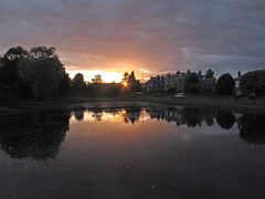 """""""Swannie"""" Ponds (eric robb niven) Tags: ericrobbniven scotland swannie ponds dundee landscape"""